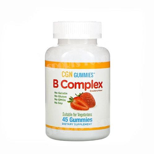 California GOLD Nutrition-B Complex 45 жев конф