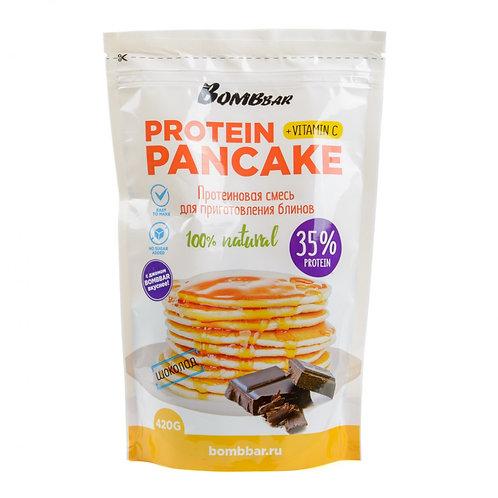BOMBBAR-Protein PANCAKE 420 г - шоколад