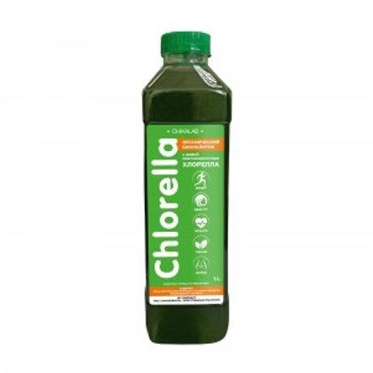 CHIKALAB-Напиток органический «Хлорелла» 1,0 л