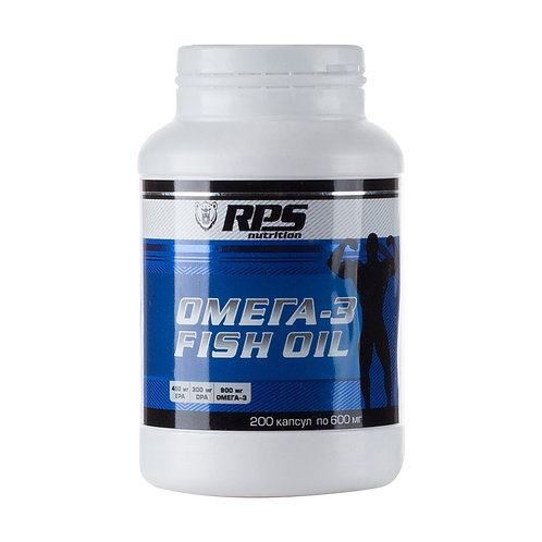 RPS Nutrition-Fish Oil 90 кап