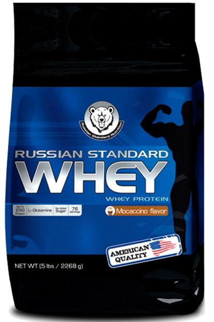 RPS Nutrition-Whey Protein 2268 г - двойной шоколад