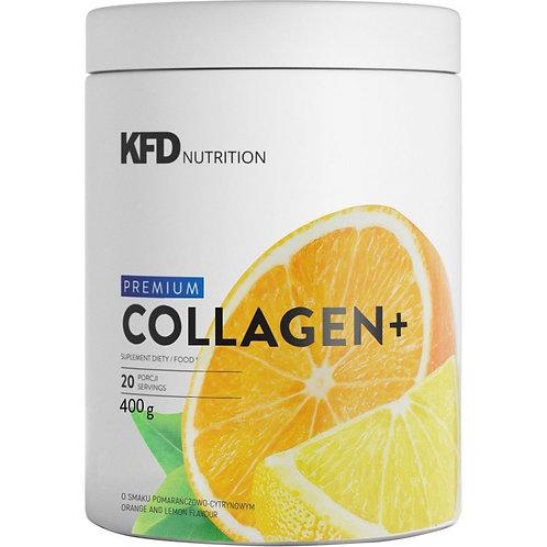 KFD-Collagen Plus 400 гр - апельсин-лимон
