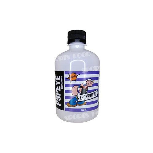 POPEYE-Напиток L-Carnitine 0,5 л - грейпфрут
