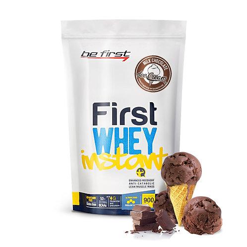 Be First-Whey instant 900 гр -  шоколадное мороженое