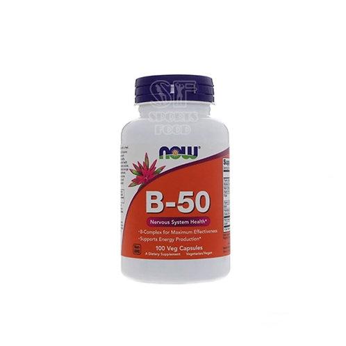 NOW -B-50 100 капс