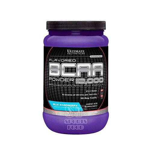 Ultimate Nutrition-BCAA 12000 228 гр - ежевика