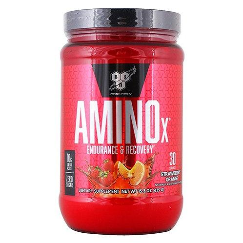 BSN-AMINOx 435 гр - клубника-апельсин