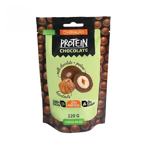 BOMBBAR-Драже 120гр - фундук в шоколаде
