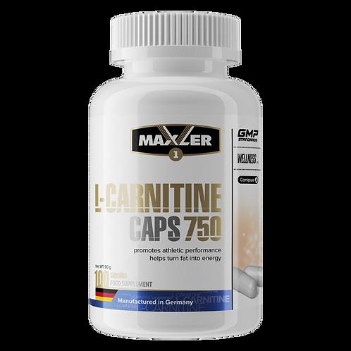 Maxler-L-Carnitine 750 мг 100 капс