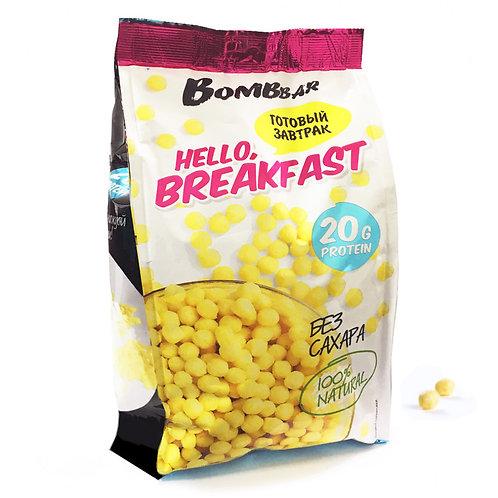 """BOMBBAR-Завтраки сухие """"Шарики рисовые с сывороточным белком"""" - 250 гр"""