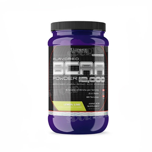 Ultimate Nutrition-BCAA 12000 457 гр - лимон-лайм
