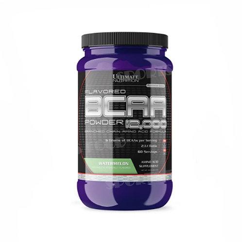 Ultimate Nutrition-BCAA 12000 457 гр - арбуз