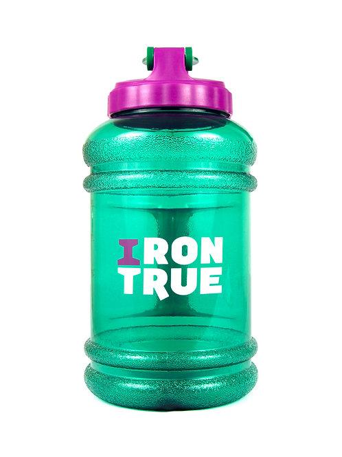 Iron True-Бутылка 2.2L IRONTRUE (ITB941-2200) (Фиолетовый-Зеленый)