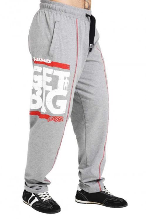 BIG SAM-1624 штаны серые