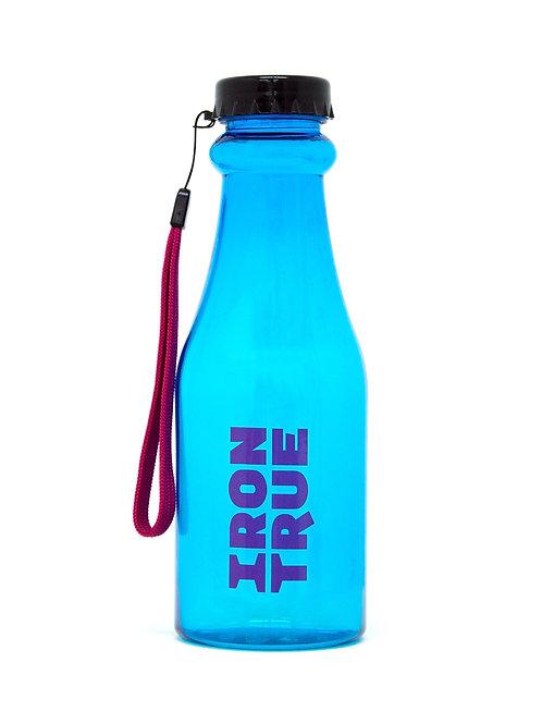 Iron True-Бутылка 550ml IRONTRUE (ITB921-550) (Черный-Голубой)