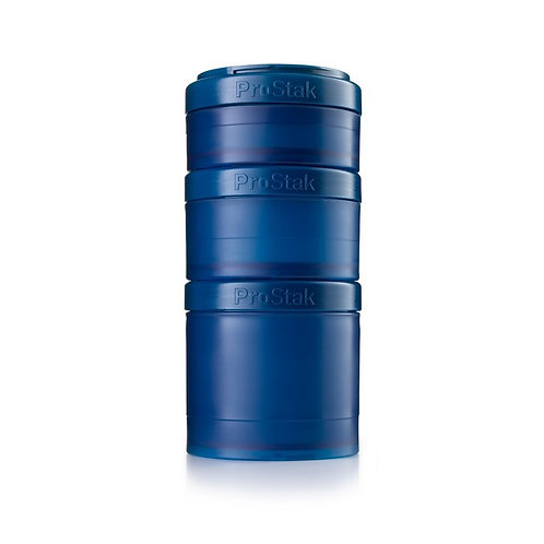 BlenderBottle-ProStak-Expansion Pak Full Color (3 контейнера) navy/неви