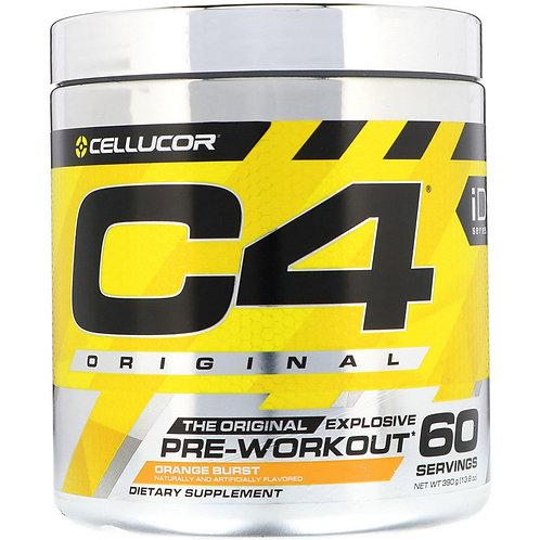 Cellucor-C4 PRE-WORKOUT 390 г - арбуз (60 порций)