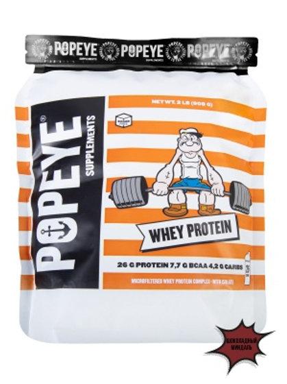 POPEYE-Protein  908 гр (пакет) - шоколад-миндаль
