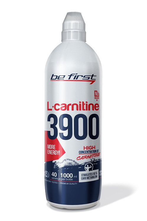Be First-L-carnitine 3900 1000 мл - малина