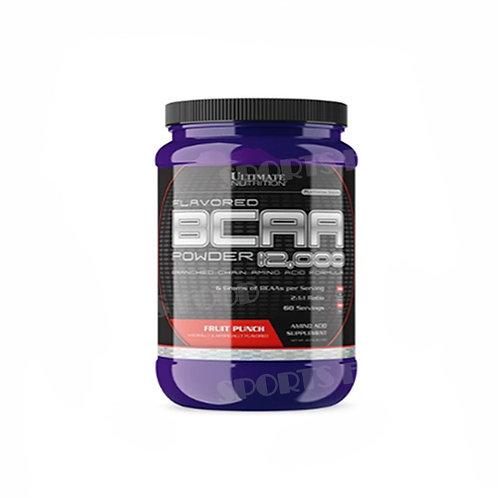 Ultimate Nutrition-BCAA 12000 228 гр - фруктовый пунш