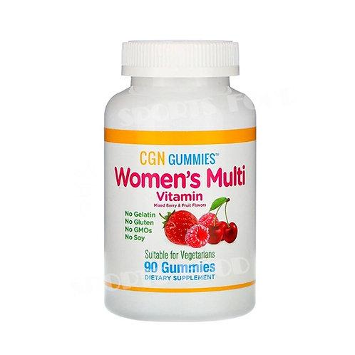 California GOLD Nutrition-Womens Multi Vitamin 90 жев конф