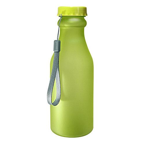 Be First-Бутылка для воды 500 мл БЕЗ ЛОГОТИПА 500 мл, зелёная матовая