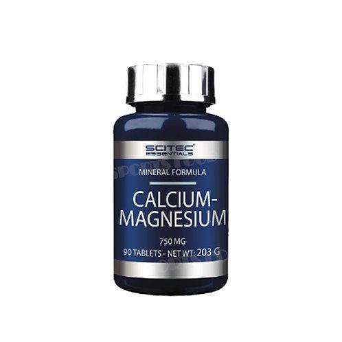 Scitec-Essentials Calcium-Magnesium 90 таб