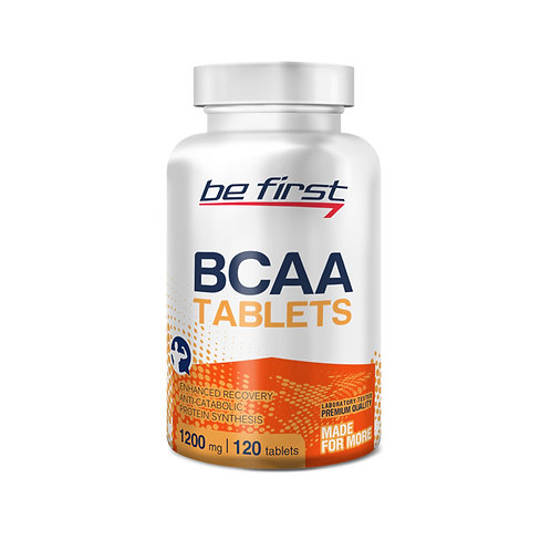Be First-BCAA Tablets 120 таб
