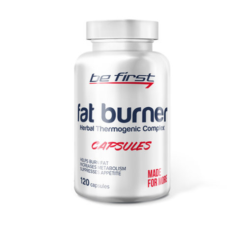 Be First-Fat Burner 120 капс