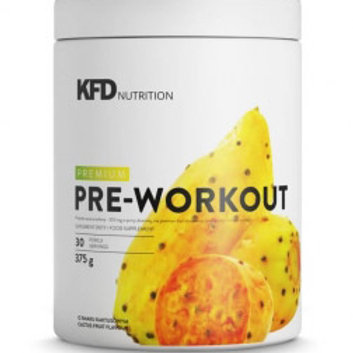 KFD-Pre Workout Plus 375  гр - арбуз