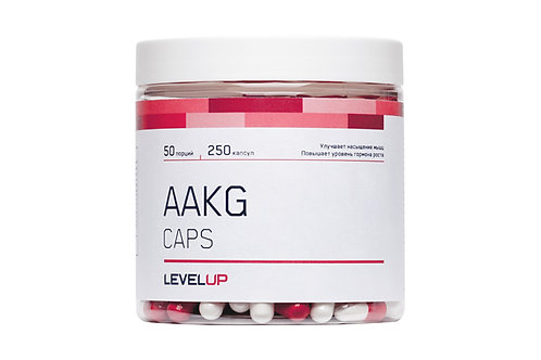 LevelUp-AAKG 250 капс
