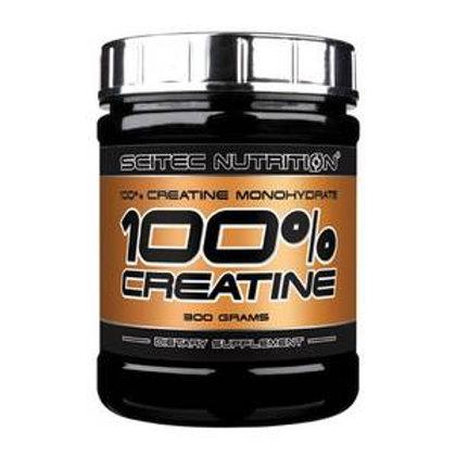 Scitec-100% Creatine 300 гр