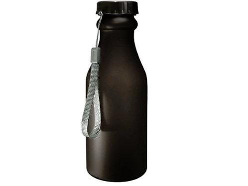 Be First-Бутылка для воды 500 мл БЕЗ ЛОГОТИПА 500 мл, черная матовая