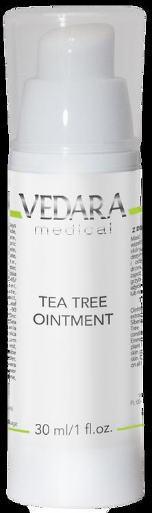 Бальзам для лица с маслом Чайного дерева