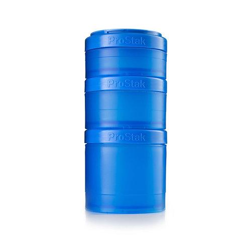BlenderBottle-ProStak-Expansion Pak Full Color (3 контейнера) синий