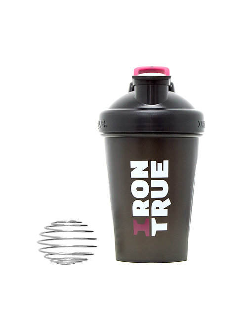 Iron True-Шейкер 500ml IRONTRUE (ITS916-400) (Черный)