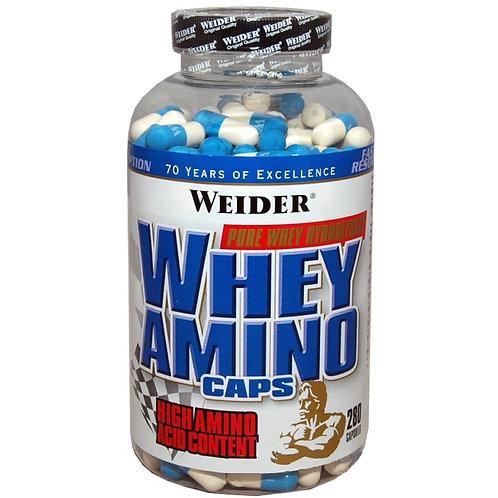 Weider (Германия)-Whey Amino Caps 280 капс