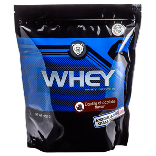 RPS Nutrition-Whey Protein 500 г - двойной шоколад