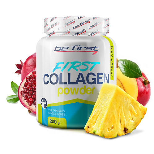 Be First-COLLAGEN powder 200 гр - экзотик