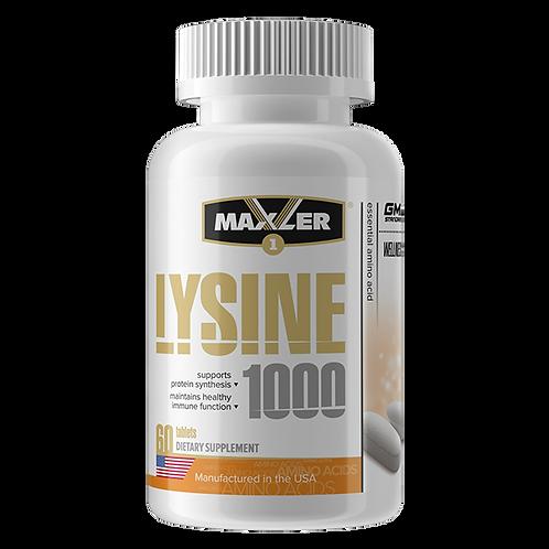 Maxler-Lysine 1000 60 таб