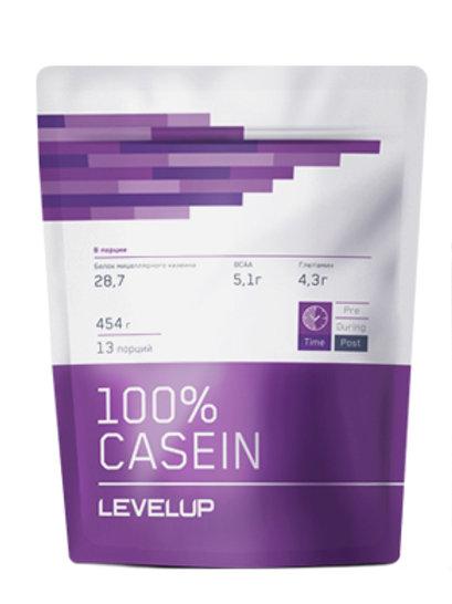 LevelUp-100% Casein 454 г - ваниль