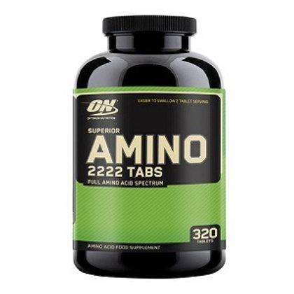 Optimum Nutrition-Super Amino 2222 таб 160 шт