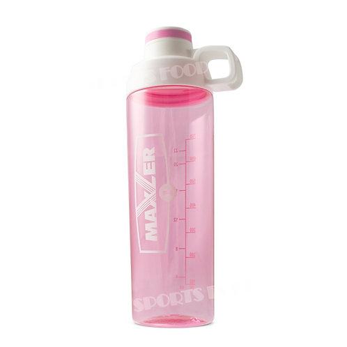 Maxler-Шейкер Essence 700 мл  - белый-розовый