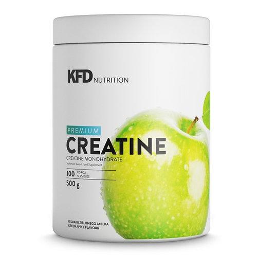 KFD-Creatine 500 гр - зеленое яблоко