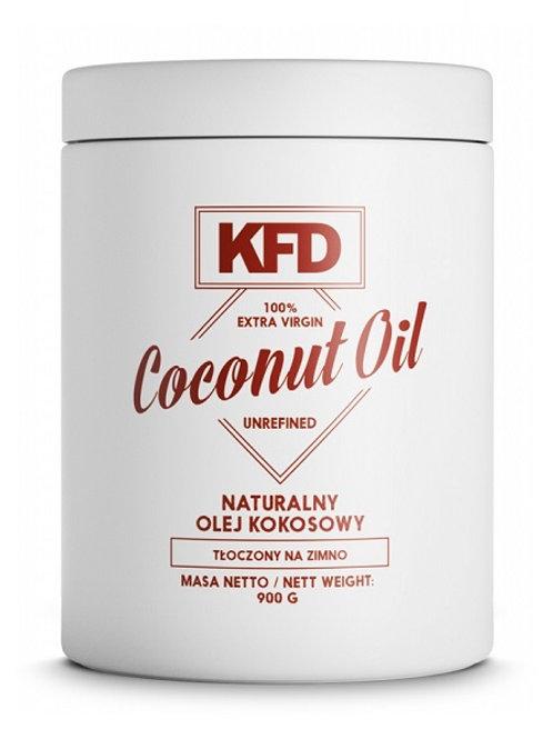 KFD-COCONUT OIL unrefined (900 гр)