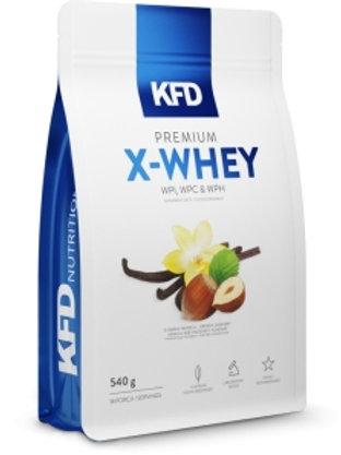 KFD-Premium X-Whey (540 г) - шоколад
