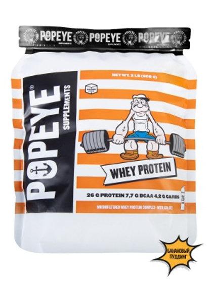 POPEYE-Protein  908 гр (пакет) - банановый пудинг