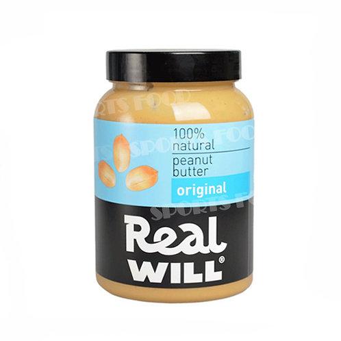 Real WILL-Арахисовая паста оригинальная 1кг