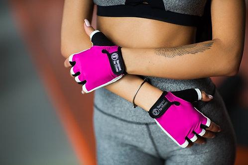 DF-White n Pink Перчатки