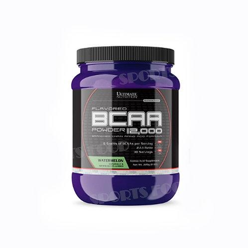 Ultimate Nutrition-BCAA 12000 228 гр - арбуз